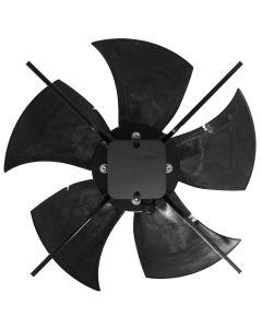 ebm-papst S4E500-DM03-35 - wentylator kominowy 50 cm do budynków inwentarskich - chlewni, kurnik lub obory